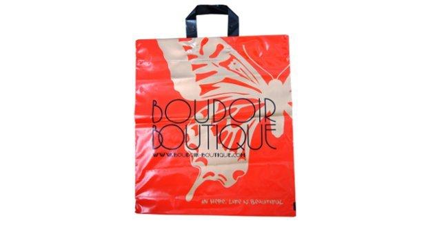 Exhibition Plastic Carrier Bags