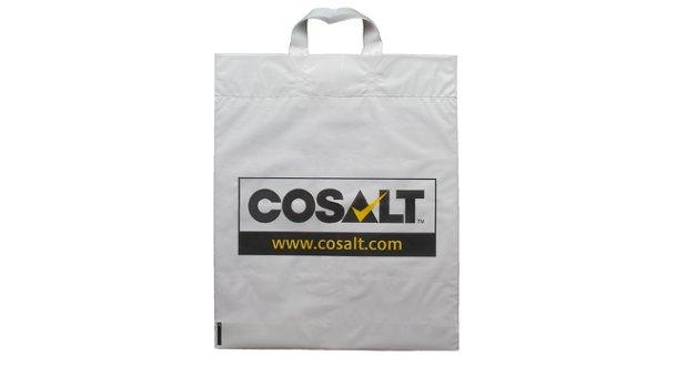Flexiloop Handle Plastic Carrier Bag