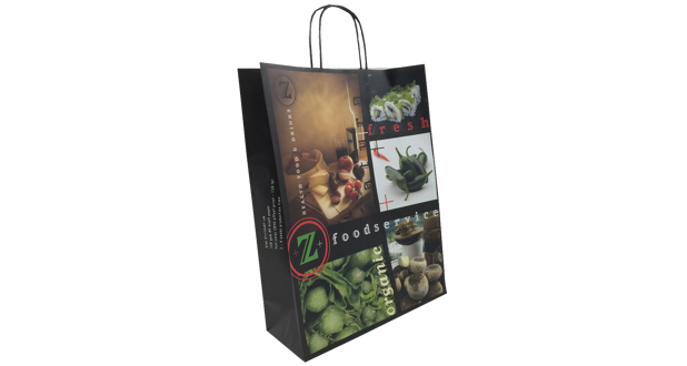 Printed Paper Carrier Bags