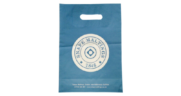 Patch Handle Carrier Bag1a
