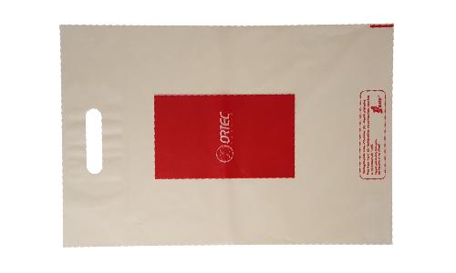 ortec plastic bag
