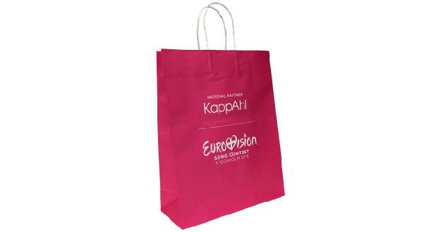 Luxury Twist Handle Paper Bag