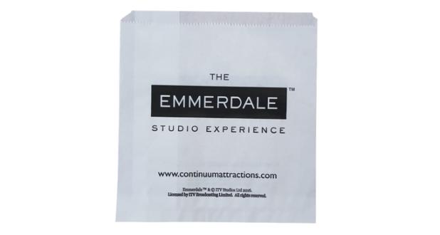 Counter Paper Bag – Emmerdale