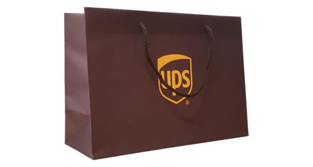Un Laminated Paper Bag – UPS