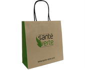 LuxuryTwisted Handle Paper Carrier Bags
