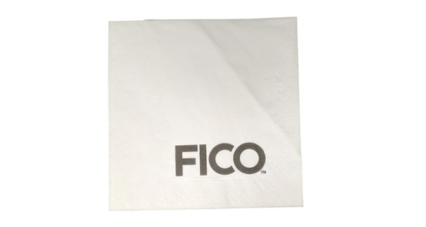 Printed Paper Napkins Fico