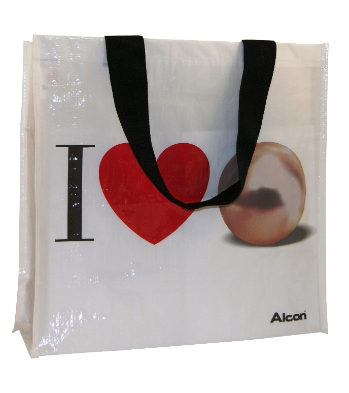 Woven PP Bags – Shopper Portrait