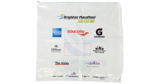 Duffle Handle Carrier Bags