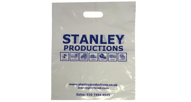 Fashion Plastic Carrier Bag