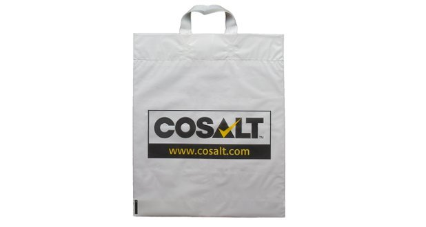 Flexiloop Handle Plastic Carrier Bag