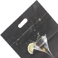 Handle Double Strip Mailing Bag