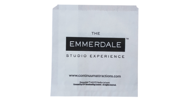 Counter Paper Bag – Emmerdale