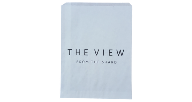 Counter Paper Bag – The View