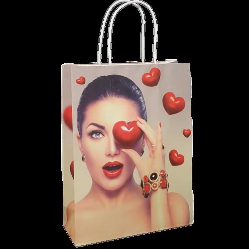 Luxury Twist Handle Paper Bags