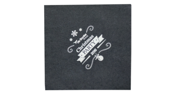 Printed Paper Napkins De Bonk Group