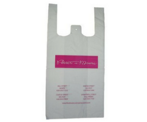 Polythene Bags Printed Carrier Bags