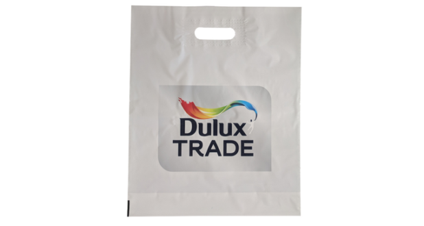Digitally Printed Carrier Bag