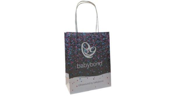 BabyBond Paper Bag