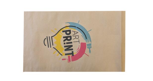 Printed Paper Mailing Bag1f
