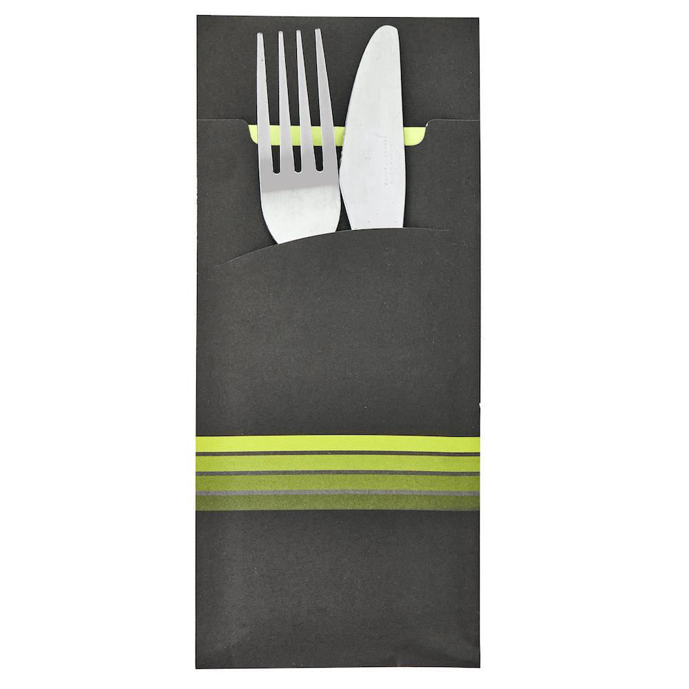 Cutlery Sleeves Printed Carrier Bags