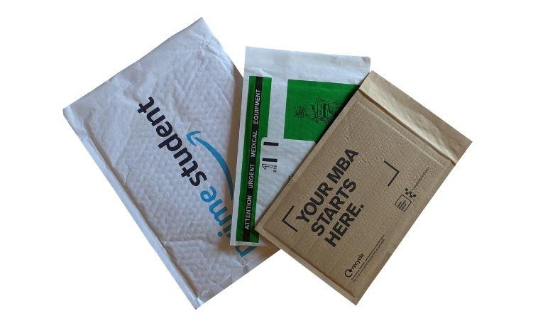 Paper Padded Envelopes